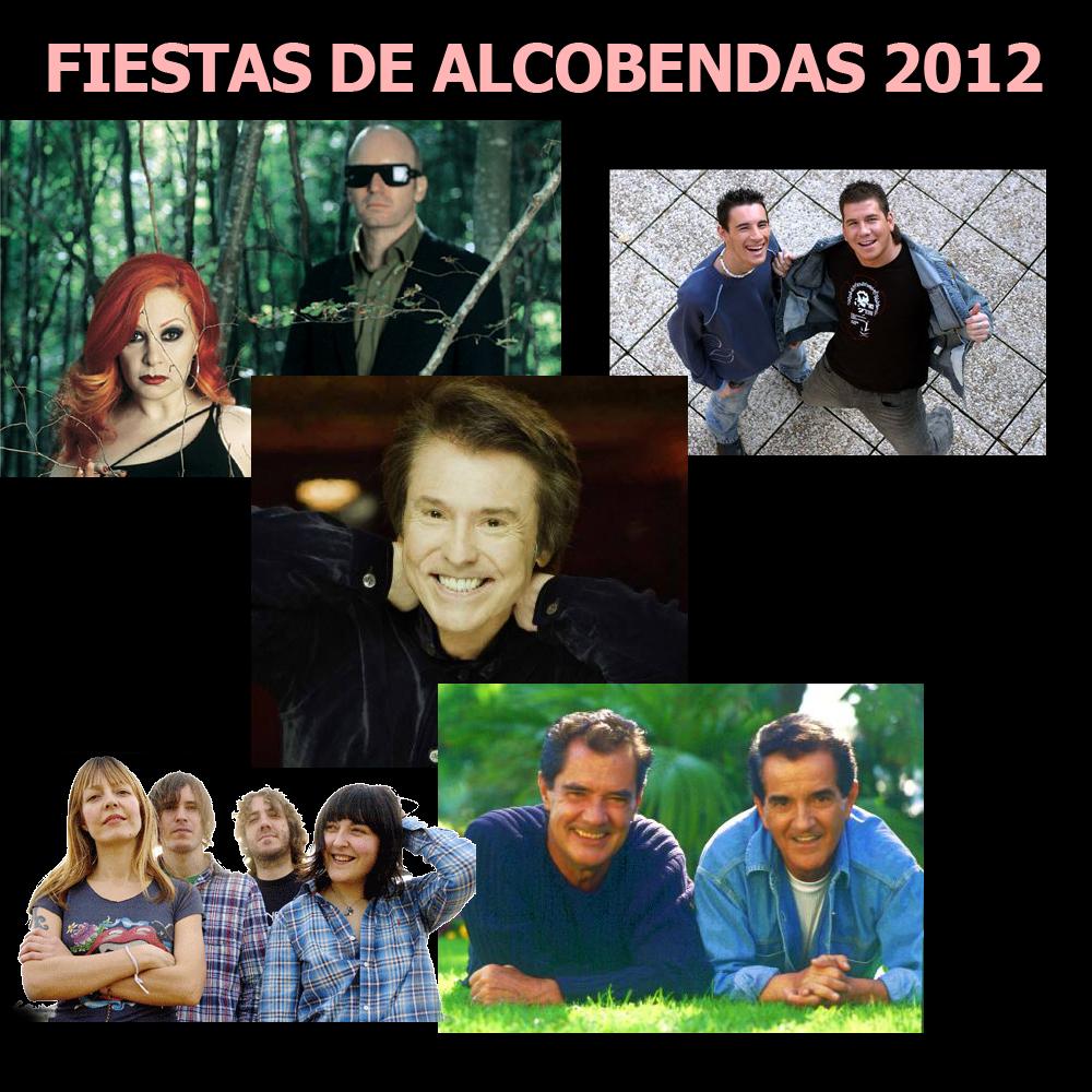 M sica en las fiestas de alcobendas 2012 locales de ensayo jendrix - Fiestas en alcobendas ...